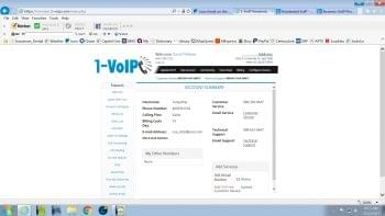 David P.'s review for1-VoIP