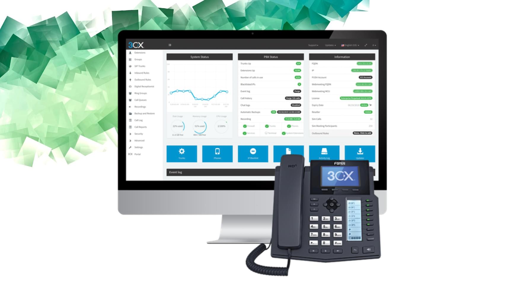 Is 3CX Phone System the Top Hosted PBX Provider? [Hands on Review]