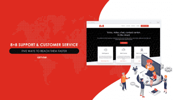 8x8 Support & Customer Service: Five Ways To Reach Them Faster [Review]
