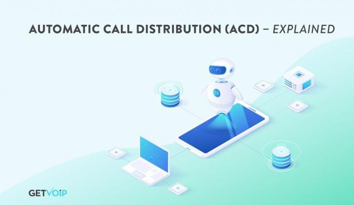 What is Automatic Call Distribution?