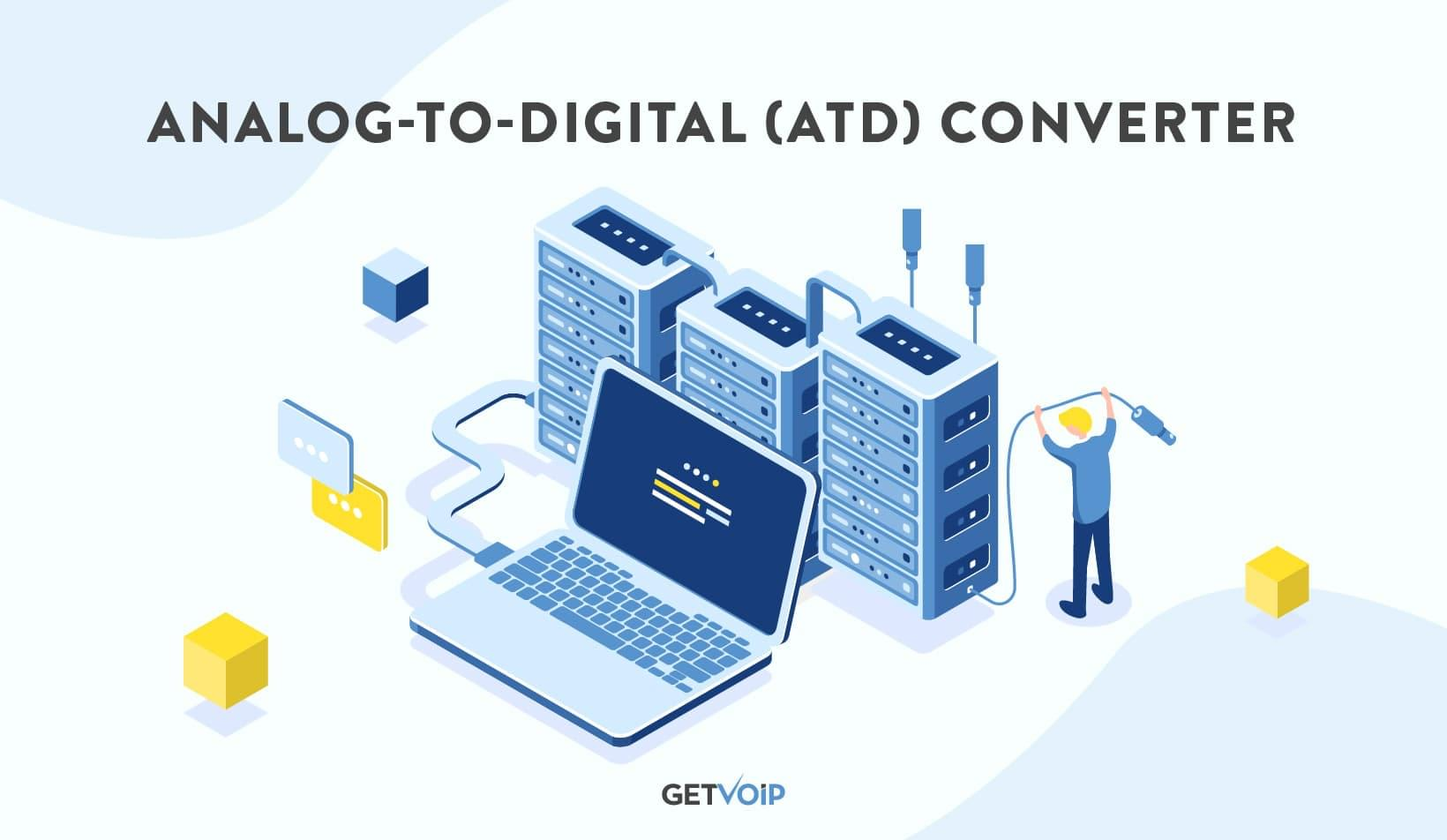 Analog-to-Digital (ATD) Converter