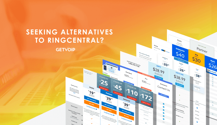 Top 9 RingCentral Alternatives & Competitors for 2021