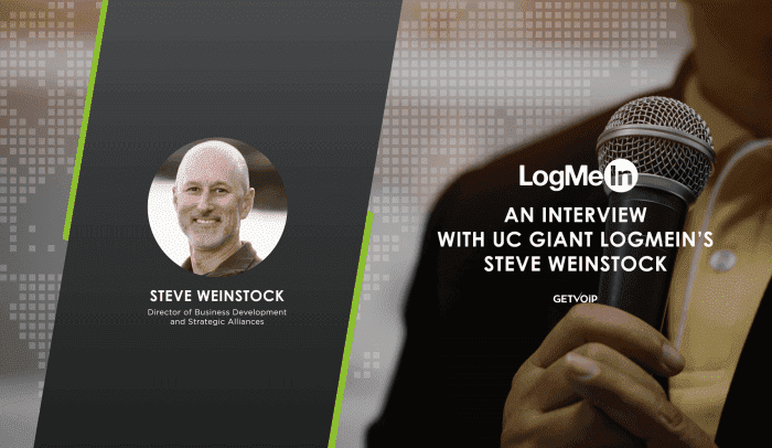 AMA: An Interview with UC Giant LogMeIn's Steve Weinstock