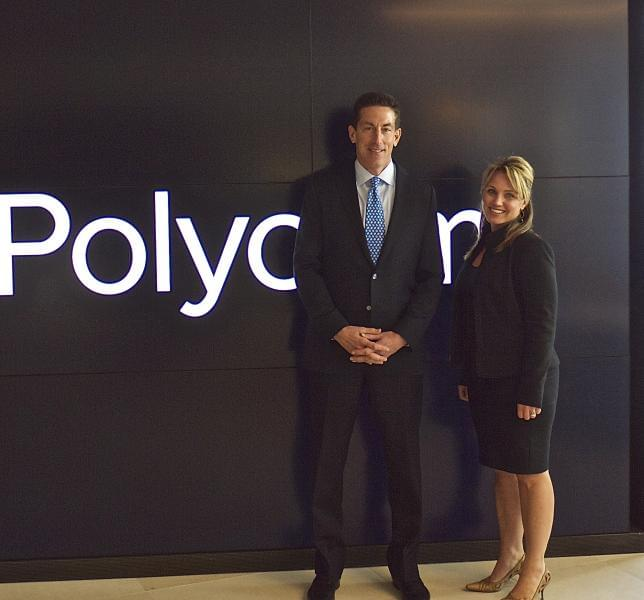 Forbes Interviews Polycom CEO Andrew Miller