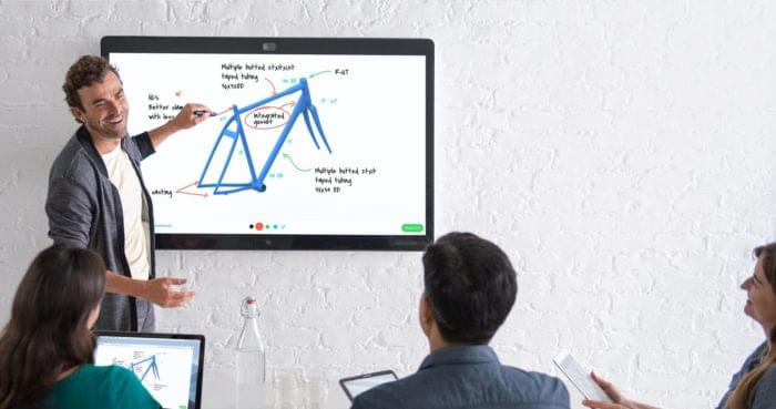Spark Whiteboard in action