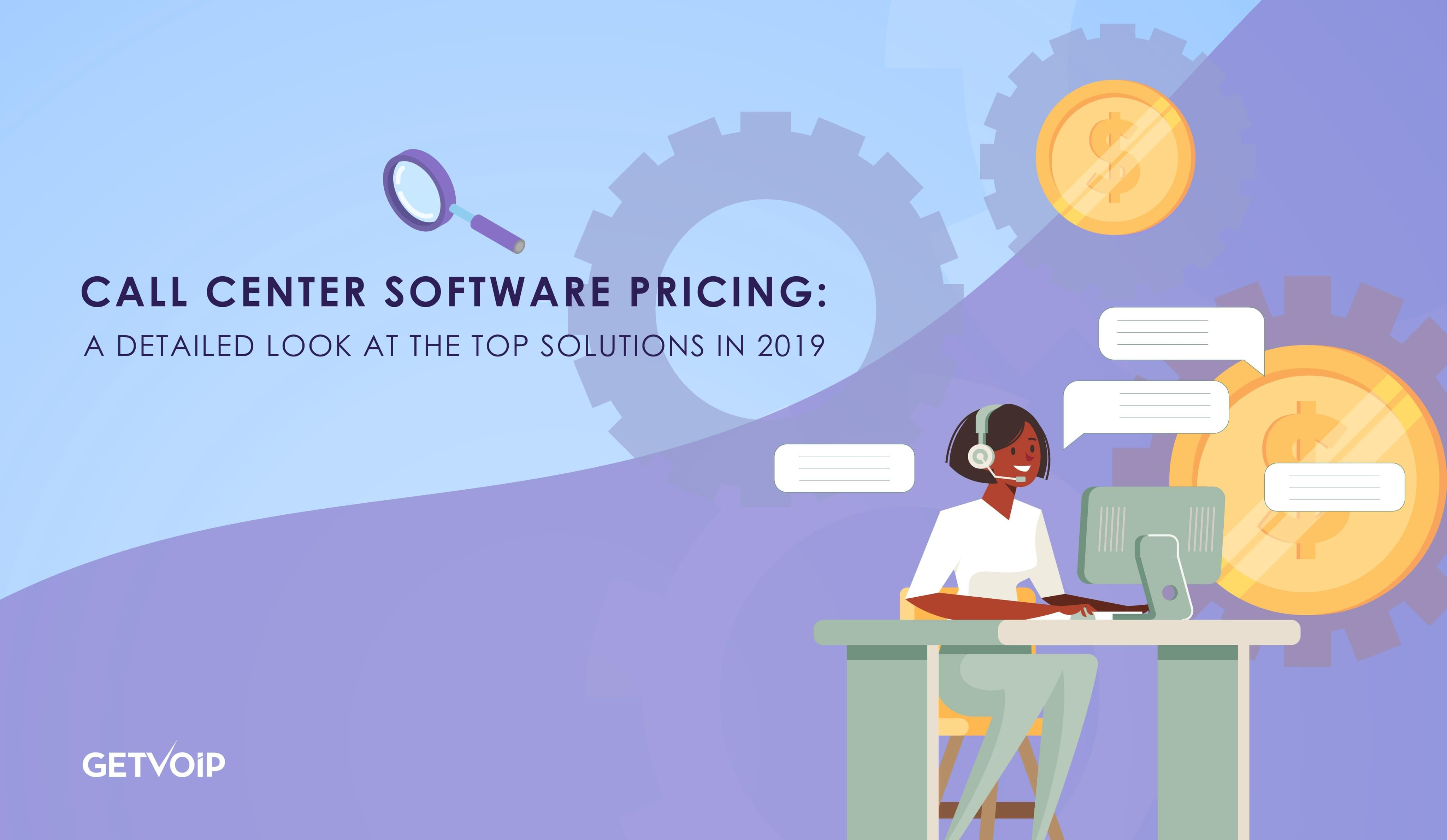 Call Center Software Pricing 2020: A Detailed Look at Top Solutions