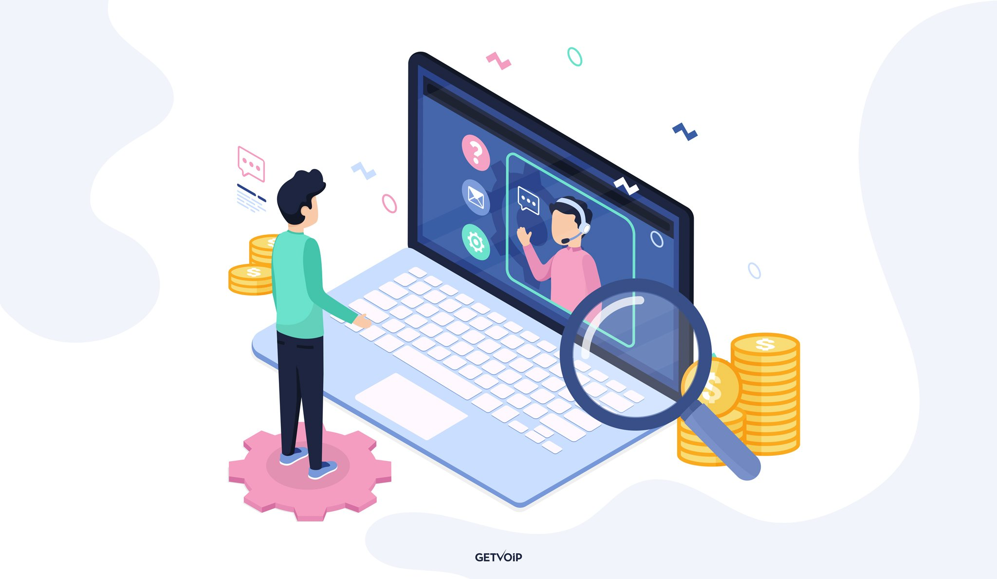 Call Center Software Pricing in 2021 Revealed: Close Look at Top Solutions