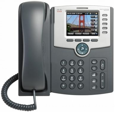 In Color! Features of the Cisco SPA525G IP Phone