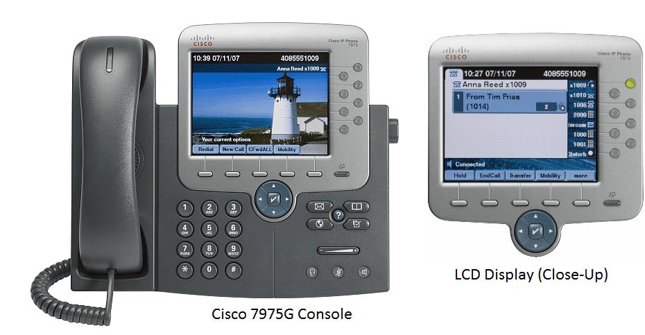 Top 3 Cisco VoIP Phones