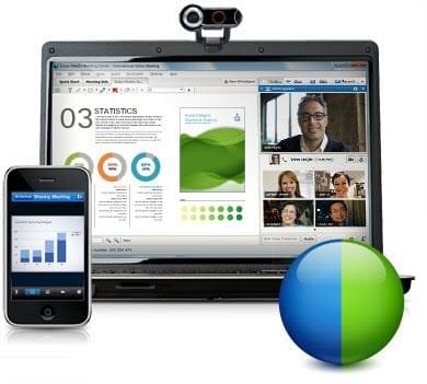 WebEx Enables Interoperability and Mobility