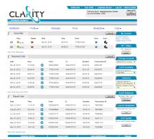 ClarityTel Dashboard