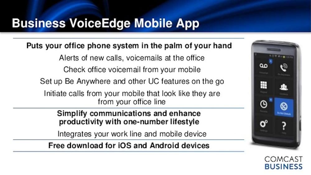 Comcast Business App