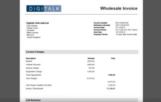 Invoice Creation