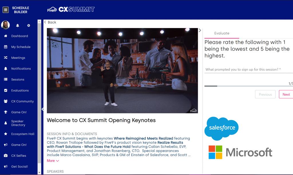 Five9 CX Summit 2021 GetVoIP News Keynote