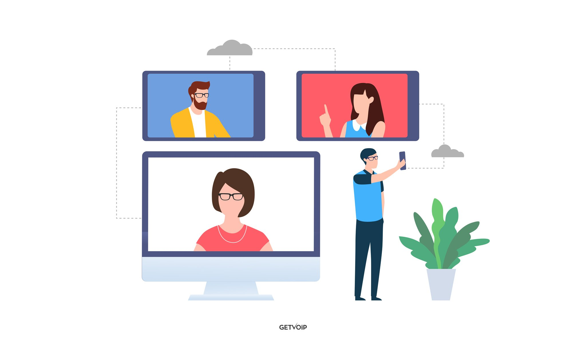 11 Best Free Video Conferencing Software in 2021 [Comparison]