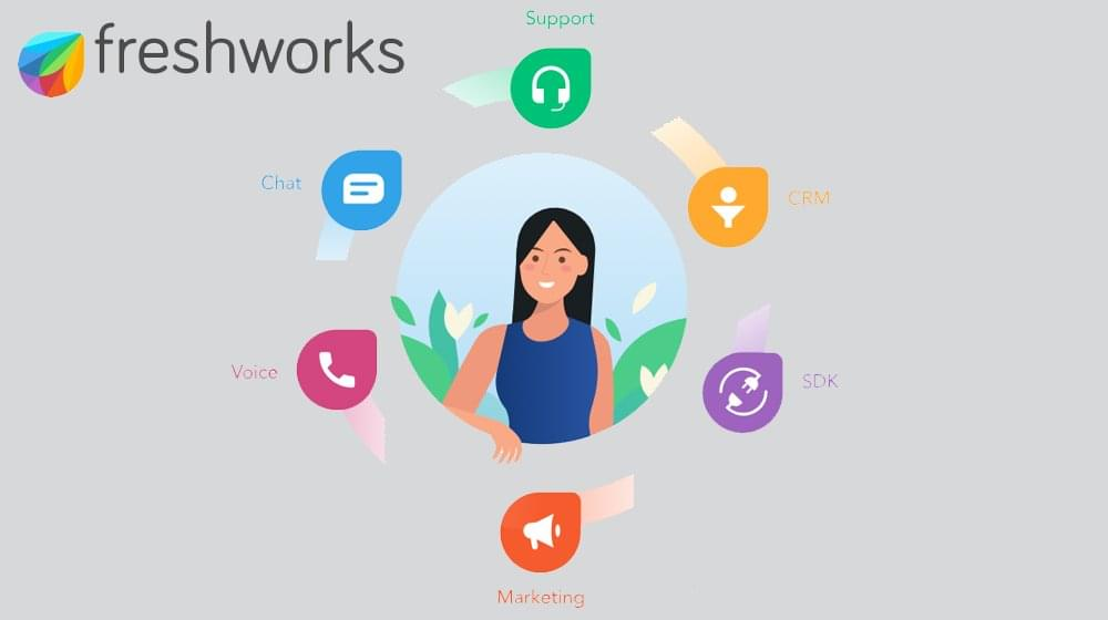 Freshworks Launches Customer-for-Life Fully Integrated CRM Platform