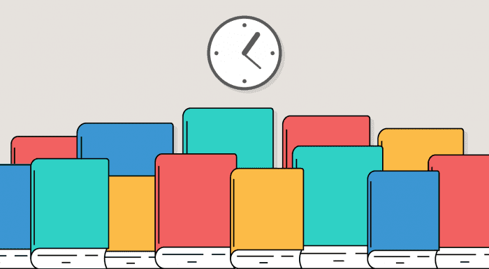 50 Popular Business Books and How Long it Takes to Read Them