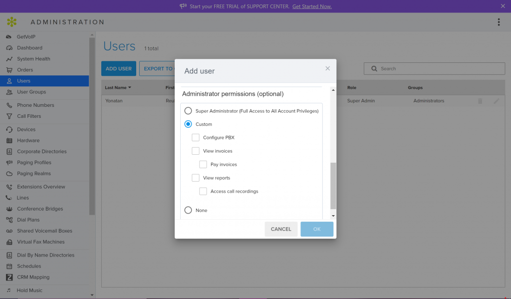 GoToConnect Add Custom Roles GetVoIP News