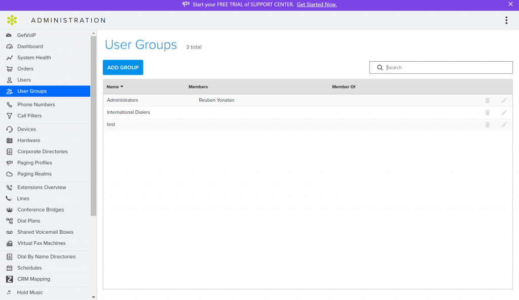 GoToConnect Admin Feature User Groups GetVoIP News