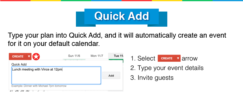 25 Google Calendar Hacks to Save You Time | GetVoIP