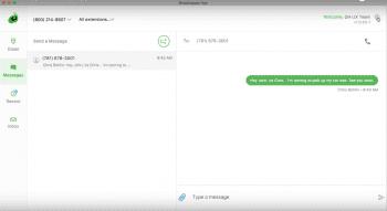 Grasshopper Messaging Dashboard