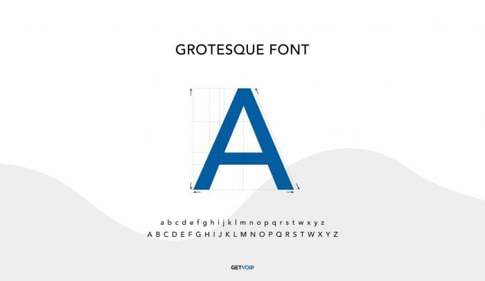 Free Grotesque Web Font by GetVoIP