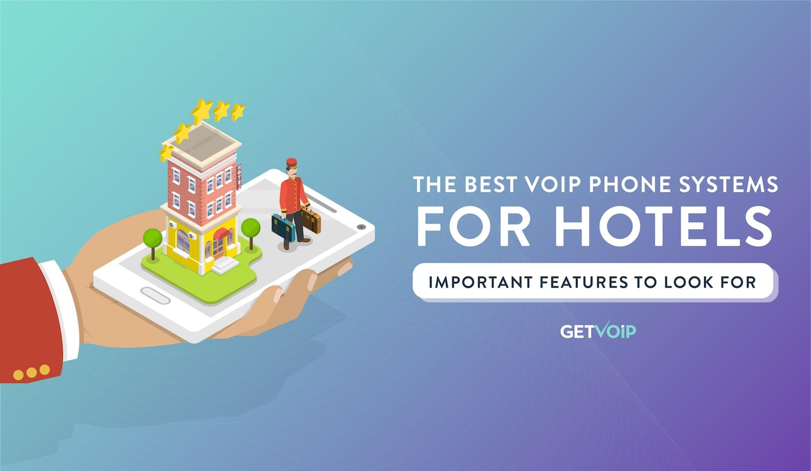 Best Voip Phones 2020 The Best Hotel Phone System Features to Look For | GetVoIP