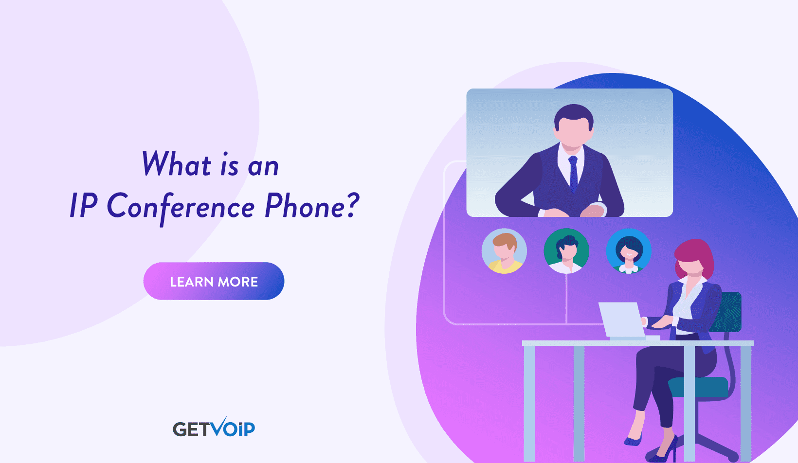 What is an IP Conference Phone?