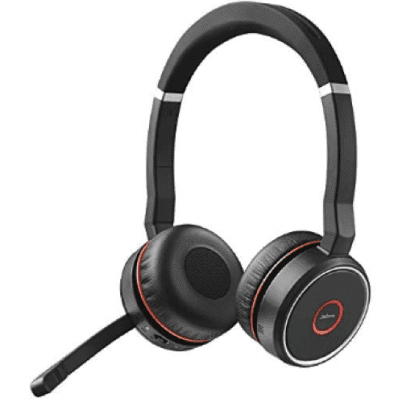 Jabra Evolve 75 Stereo UC call center headsets