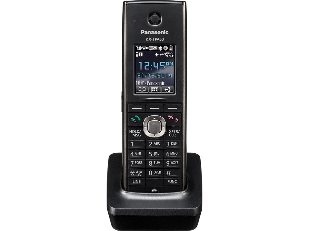 Panasonic TPA60 voip phone
