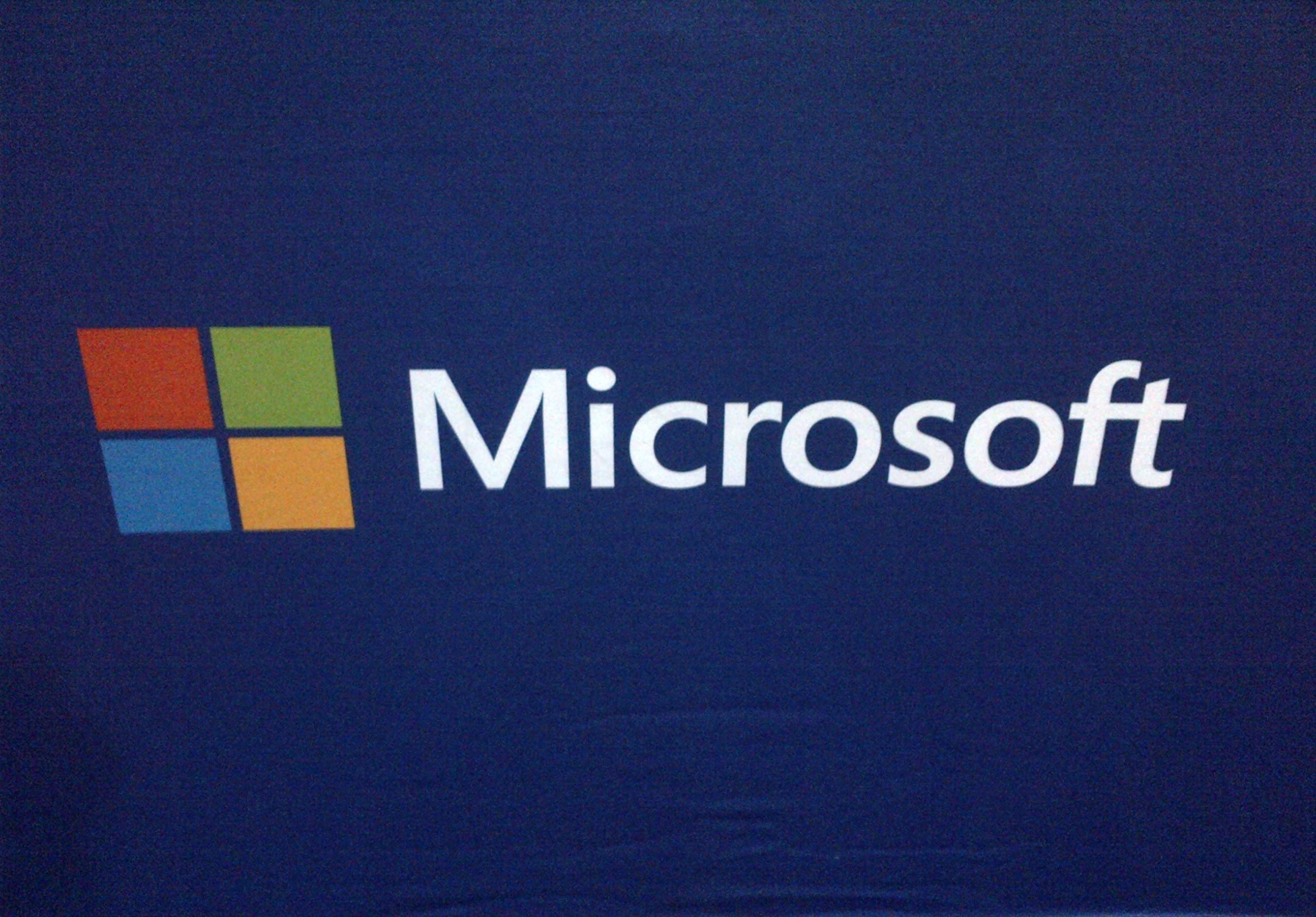 "Microsoft at Channel Partners – ""We're Partner-Friendly"""