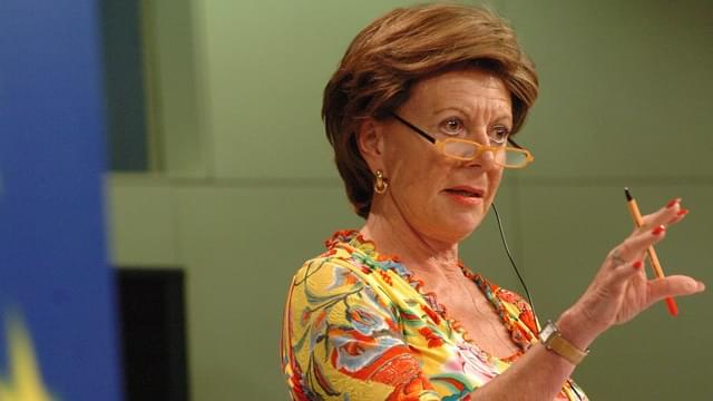 Neelie Kroes, Digital Agenda for Europe