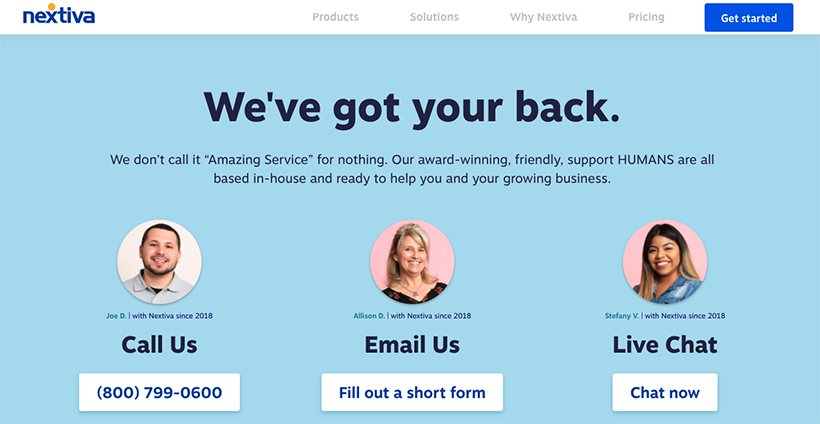 5 Ways to Reach Nextiva Support [Hands-on Review]