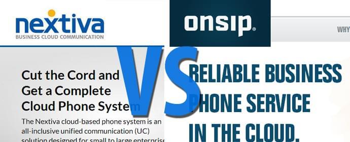 OnSIP vs Nextiva – Head to Head Comparison