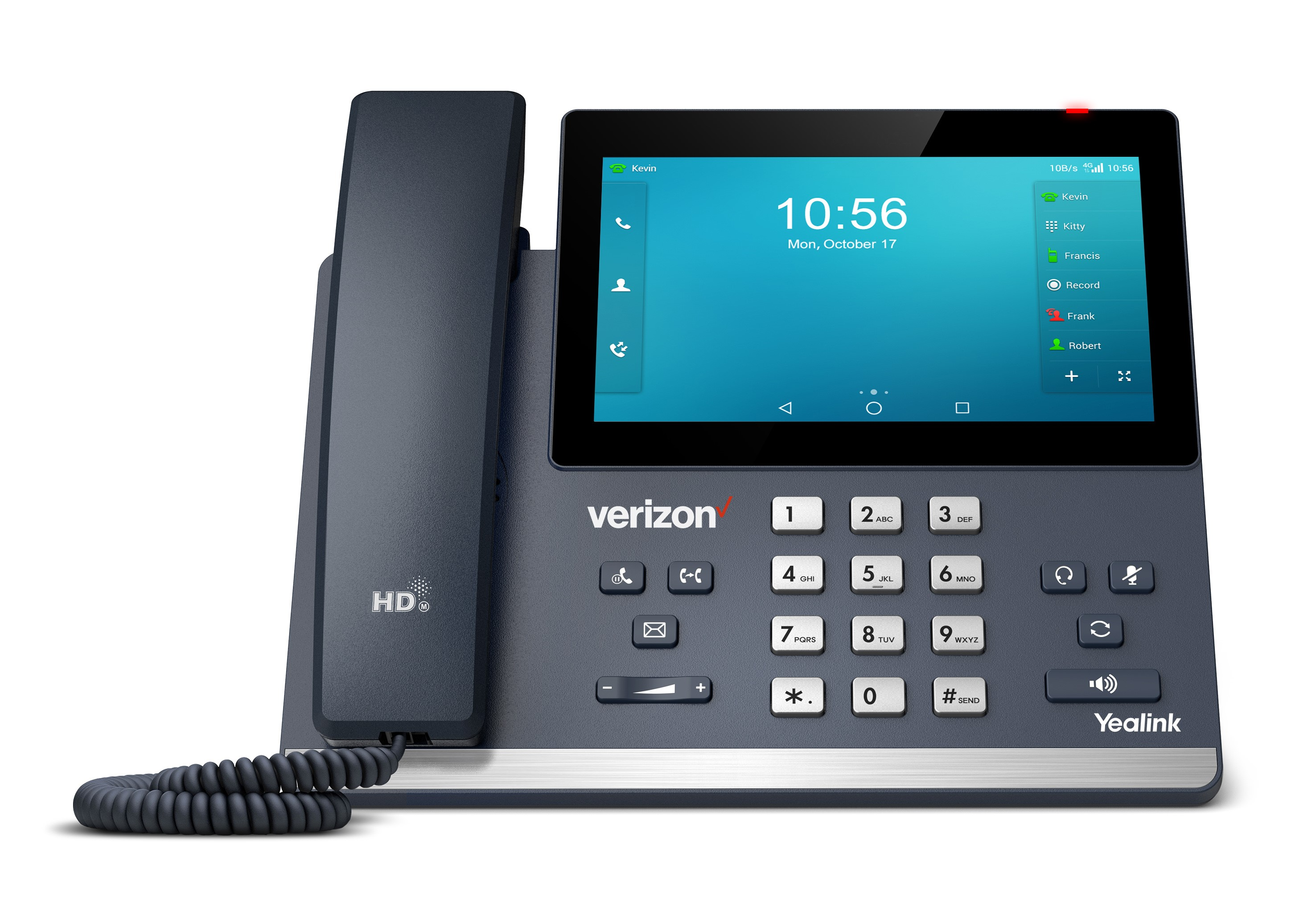 Verizon to Launch Nation's First4G LTEDesk Phone with Yealink