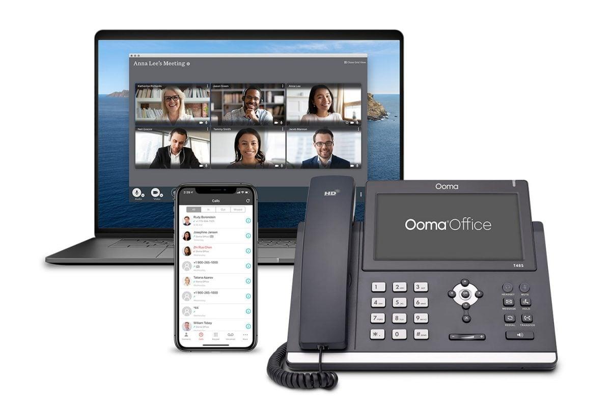 Dialpad alternative - Ooma Office