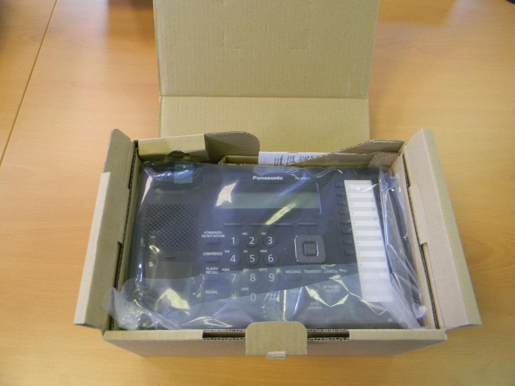 Panasonic KX-UT133 IP Telephone