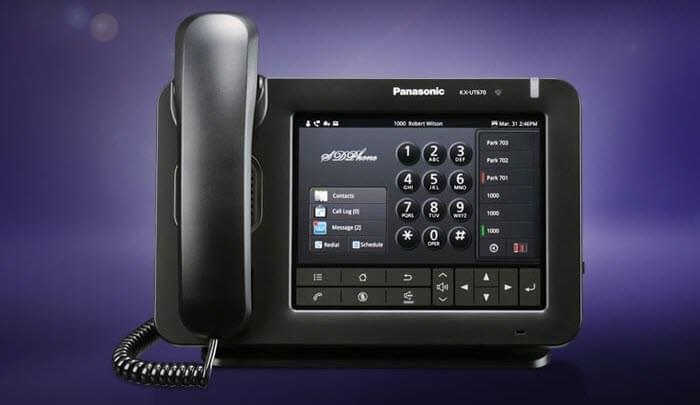 8 High-End IP Desktop Phones for Executives