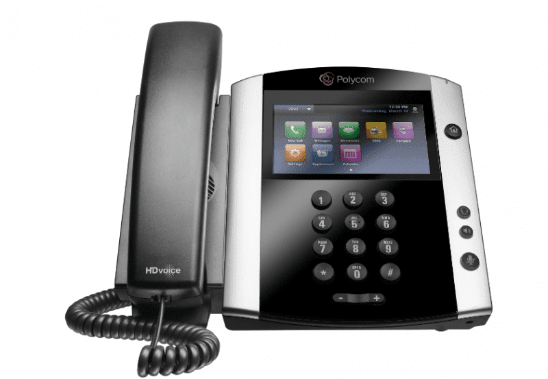 The Polycom VVX600 - One of the Most Advanced IP Phones on the Market
