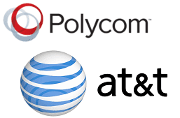Polycom Incorporates AT&T Telepresence for Video Collaboration