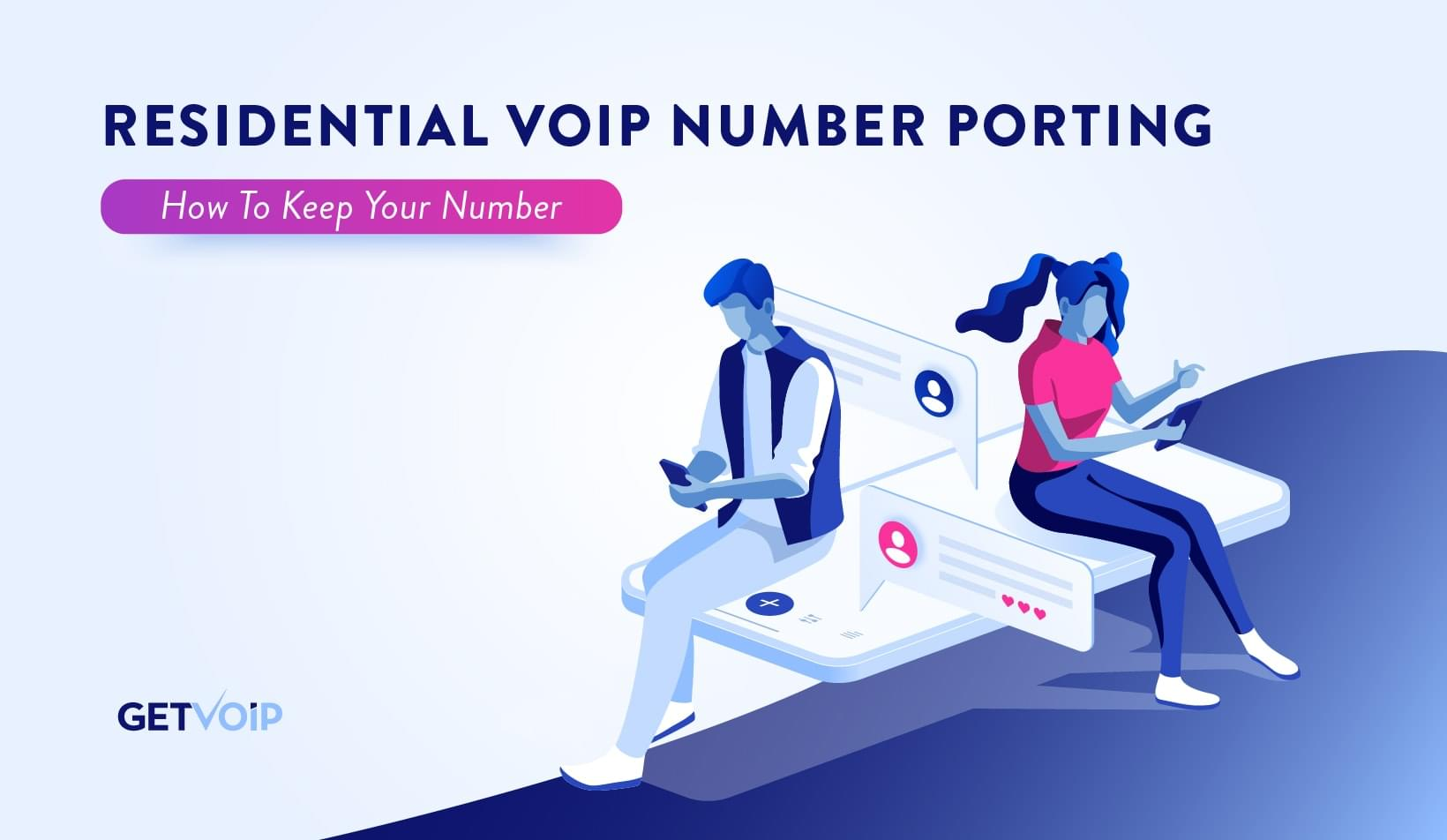 Residential VoIP Number Porting – How To Keep Your Number