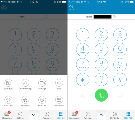 RingCentral-mobile-app