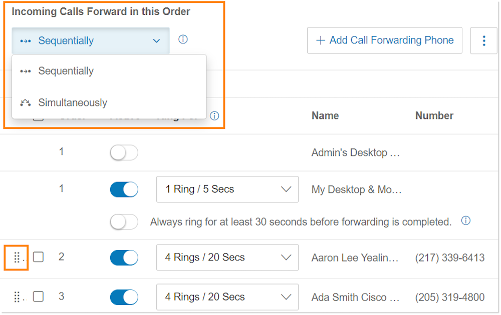 RIngCentral Voice Calls