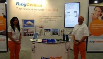 RingCentral Brings the Exhibit Floor to New Heights at ITExpo