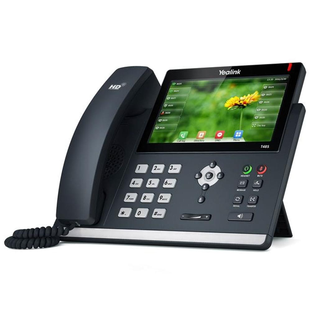 Yealink 16 line business voip phone