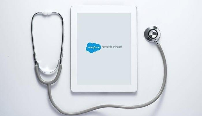 Salesforce Rolls Out Health Cloud