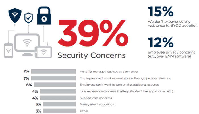 Security Concerns Infographic
