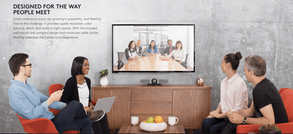 Logitech Huddle Room Solution