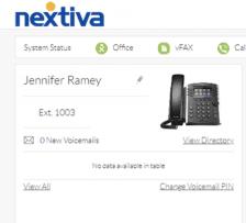 Jennifer R.'s review forNextiva