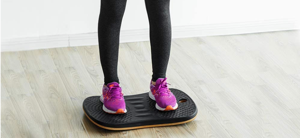 Strongtek Anti-Fatigue Balance Board